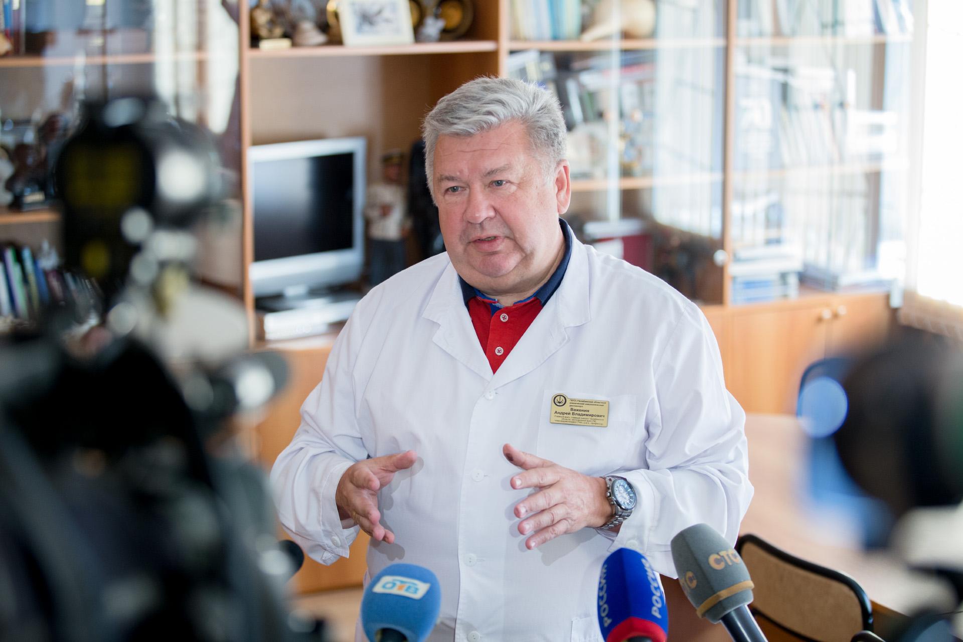 По словам Андрея Важенина, подход к лечению пациентов становится более индивидуальным