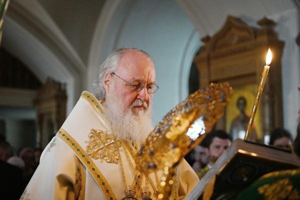 Патриарх Кирилл впервые приедет в Самарскую область
