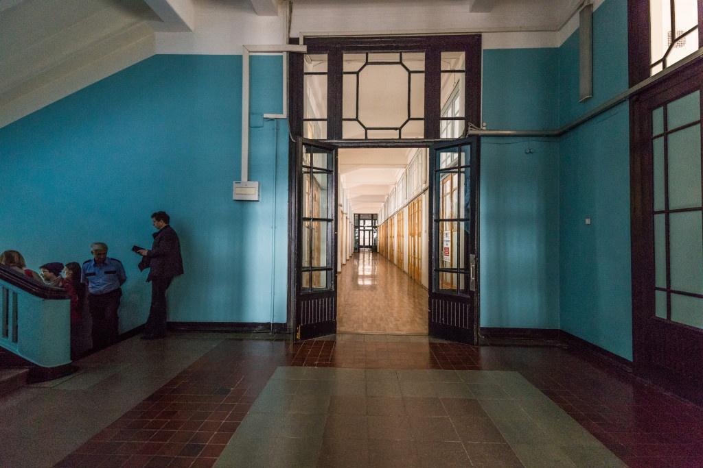 По словам экскурсовода, в здании Облпотребсоюза лучше всего сохранились интерьеры 1920-х годов. Организаторы экскурсии ждут отзывов участников, чтобы понять, насколько такие экскурсии интересны новосибирцам и стоит ли продолжать проводить их