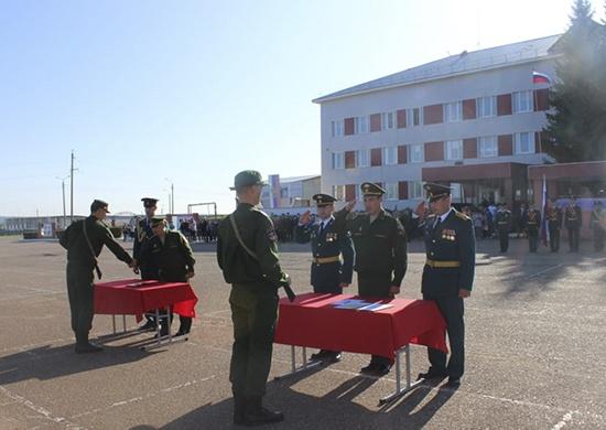 Больше 100 молодых спецназовцев приняли присягу в Новосибирске