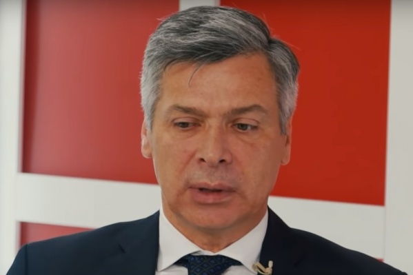 Заместитель министра строительства Красноярского края Евгений Ганчуков