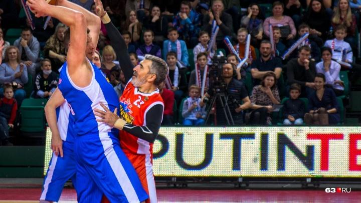 Владимир Аветисян возглавил самарскую федерацию баскетбола