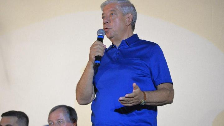 Бывший пресс-секретарь Росселя расскажет, как сводил губернатора с журналистами