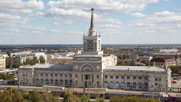 В Волгограде полицейские помогли пенсионерке найти пропавшего сына