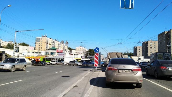В СМЭУ рассказали, почему не работают светофоры на «Золотой Ниве»
