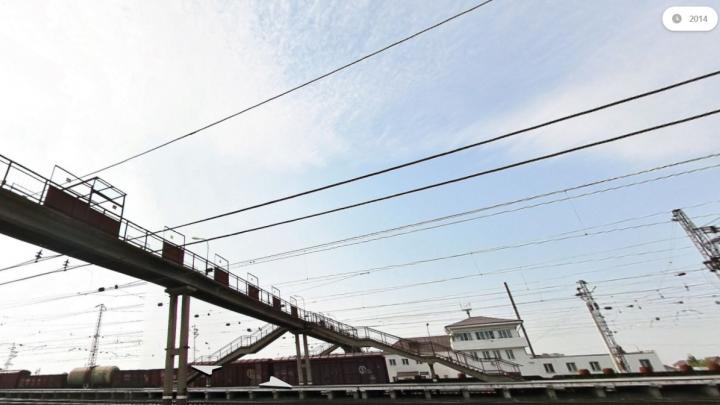 В Челябинске из-за строительства моста перенесут платформу для пассажиров электричек
