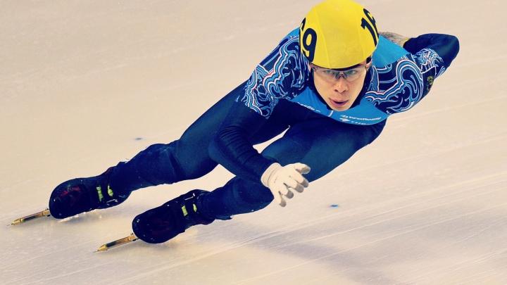 У олимпийского чемпиона Семена Елистратова родился первенец