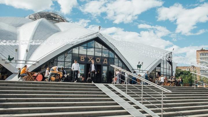 Как в Москве: на месте мини-рынка на Островского может появиться торговый комплекс