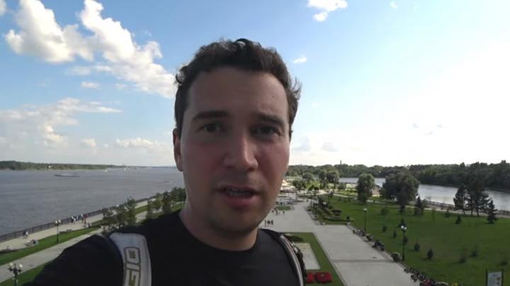 «Это город, который посылает всех жителей»: урбанист Аркадий Гершман выпустил блог про Ярославль