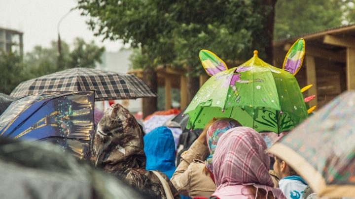 В Самарской области объявили штормовое предупреждение из-за грядущей непогоды