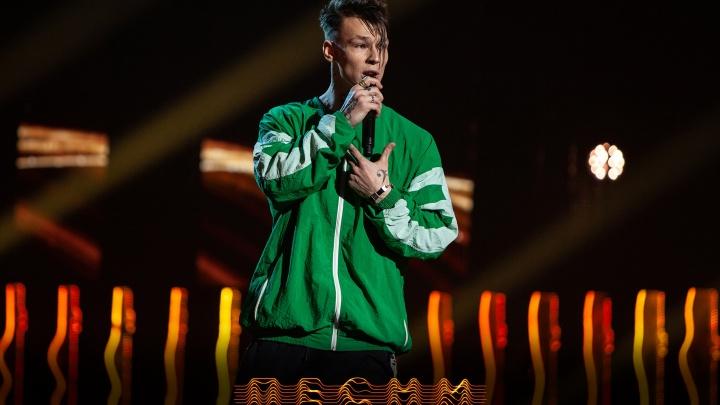 Екатеринбуржец выступил в шоу «Песни» на ТНТ и покорил Басту и Тимати