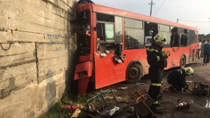 Группа разбора: виновато ли такси в жуткой аварии с автобусом