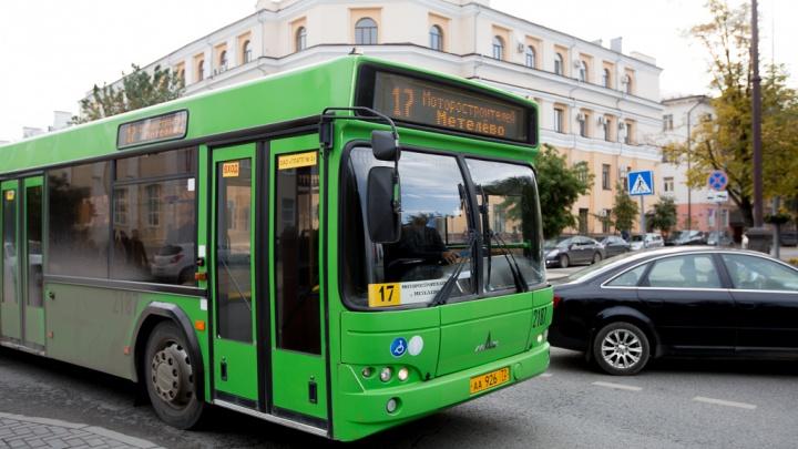 На самые загруженные тюменские маршруты общественного транспорта направят 70 дополнительных машин
