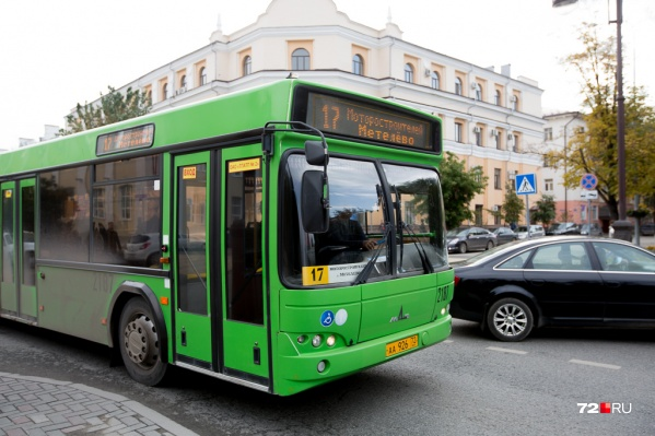 Парк самых популярных городских маршрутов пополнят автобусы, возившие дачников