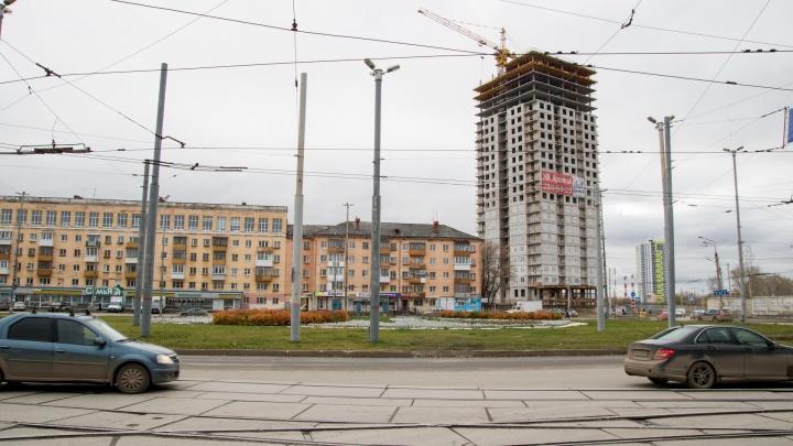 В Перми улицу Сибирскую продлят до перехода Чкалова — Старцева