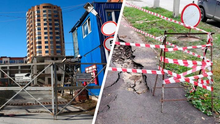 «По ошибке дали воду»: владелец теплотрассы, где обварились мама с сыном, обвинил в ЧП «Сибэко»