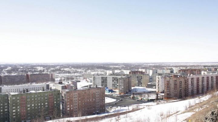 До конца июля ночами в Норильске будет светить солнце. Начался полярный день