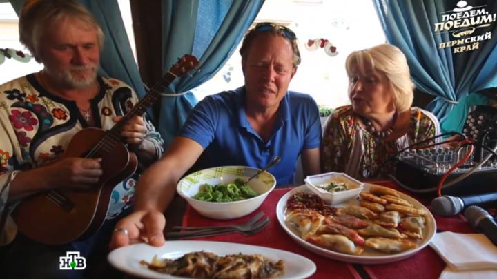 Поженил сурикатов и полетал на воздушном шаре: на канале НТВ вышла программа Джона Уоррена о Перми