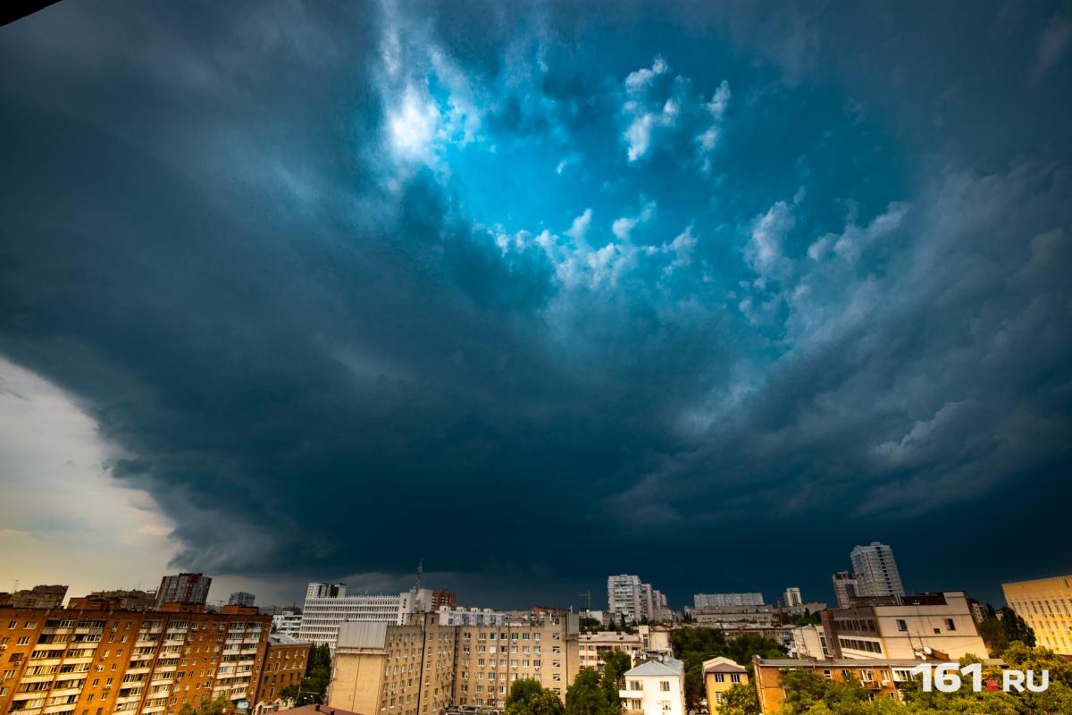 Сильнее всего ветер будет дуть завтра, 8 сентября