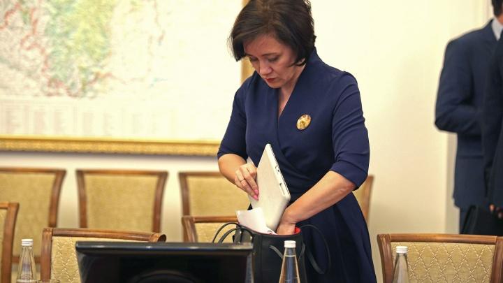 Министр образования Башкирии покинула свой пост