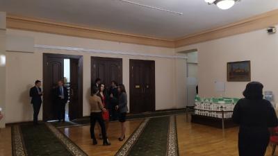 В Ростове начался второй этап конкурса по выбору главы администрации города