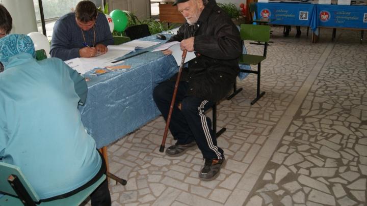 В Курганской области закончилось голосование на выборах 8 сентября: участки закрыты
