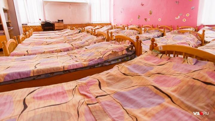 «Выпил таблеток от страха»: волгоградцу дали два года колонии за желание поспать в детском саду