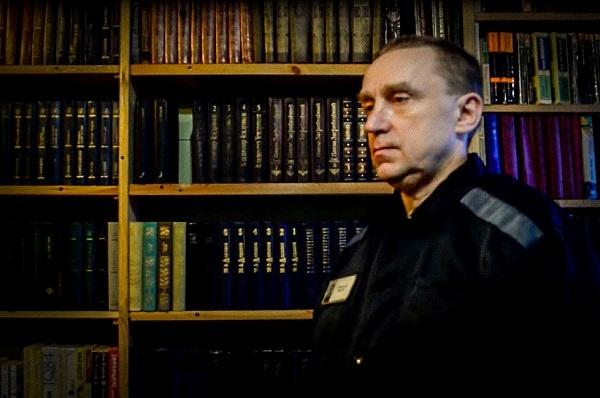 Заключенного из Тавды приняли в Союз писателей России за стихи из зоны