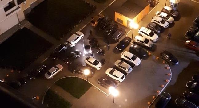 «Были выстрелы»: в районе Автовокзала полицейские задержали банду наркоторговцев