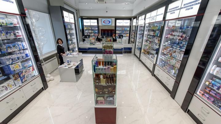 За новогодними подарками — в аптеку «Волгофарм»: до конца декабря скидки на косметику и товары для здоровья