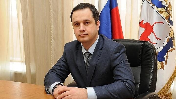 Глава нижегородского Минздрава Антон Шаклунов покинул свой пост