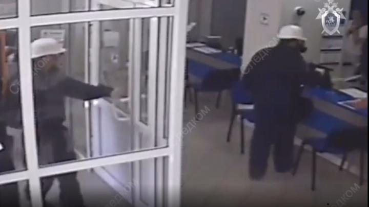 Присяжные вынесли вердикт банде налетчиков, которые расстреляли охранника банка