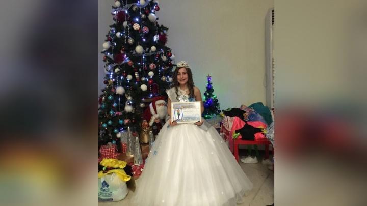 13-летняя школьница из Красноярска заняла 2-е место на конкурсе красоты в Сочи
