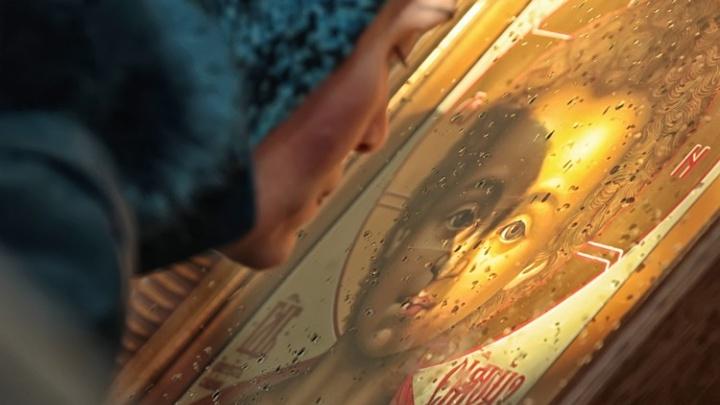 Писатель Владислав Крапивин подарил екатеринбургскому храму копию иконы 12-летнего Христа