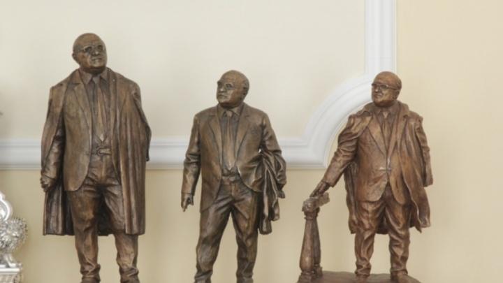 Памятник Козлову в Самаре установят у ракеты к 1 октября