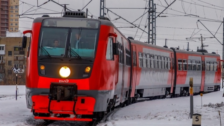 В Перми в три раза снизилась цена проезда на рельсовом автобусе
