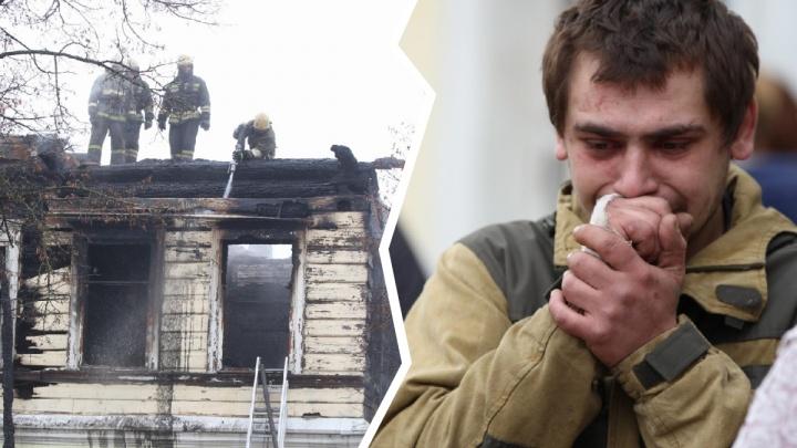 «Квартир было больше, чем положено». Почему сгорел «нехороший» дом в Ростове: две версии