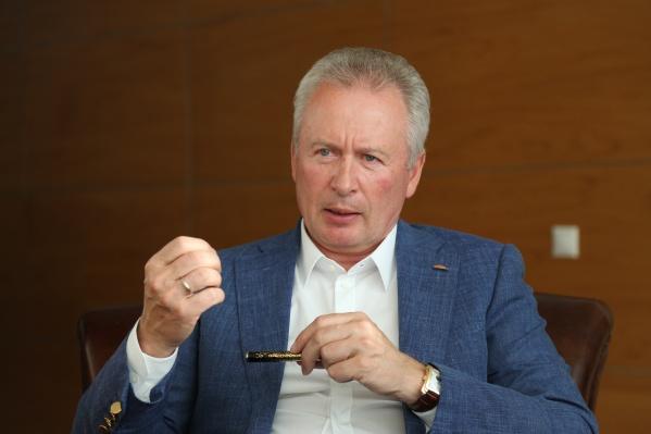 Председатель Совета директоров САО «ВСК» Сергей Алексеевич Цикалюк