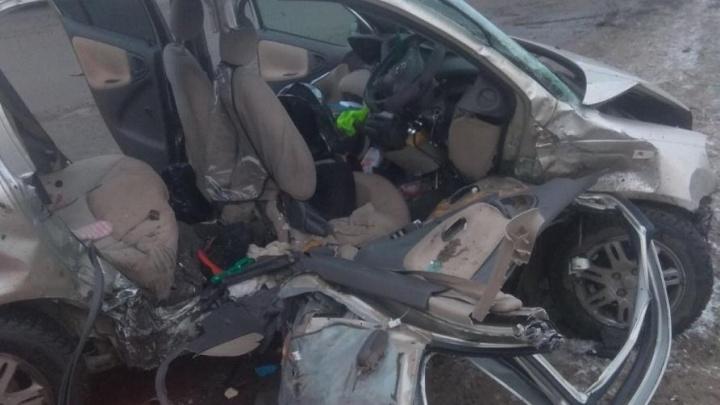 Врачи прооперировали ребёнка и мужчину, тяжело раненных в ДТП с малолитражкой и такси в Челябинске
