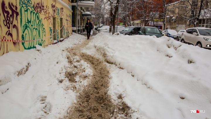 «Слава Перуну, что снега пока нет»: чего ждать от уборки дорог Ярославля этой зимой