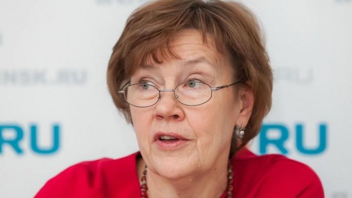 Министр экологии Челябинской области подала в отставку