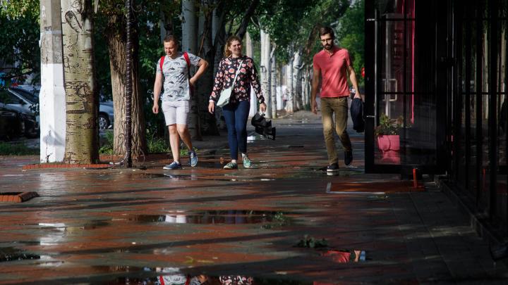 Дожди и не меньше +20 градусов: октябрь начнется с бабьего лета в Волгограде