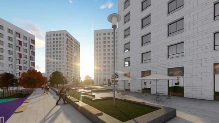 Объявлен старт продаж квартир в новом голландском квартале «Маасдам»