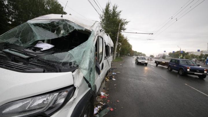В больнице скончалась 17-летняя девушка из Башкирии, которая попала в ДТП с автобусом в Челябинске