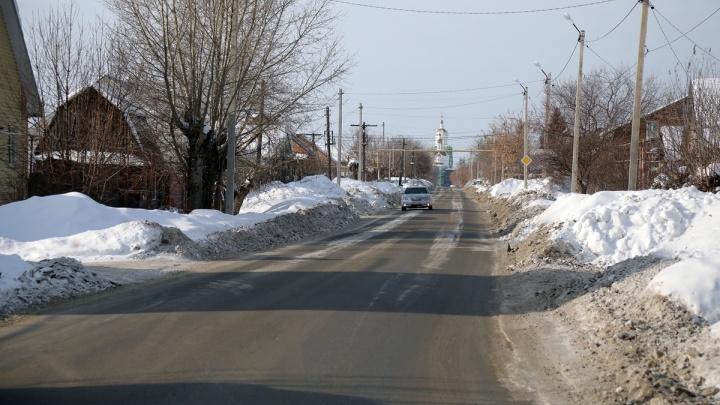 В Шадринске в 2019 году отремонтируют 13,7 километра дорожного полотна