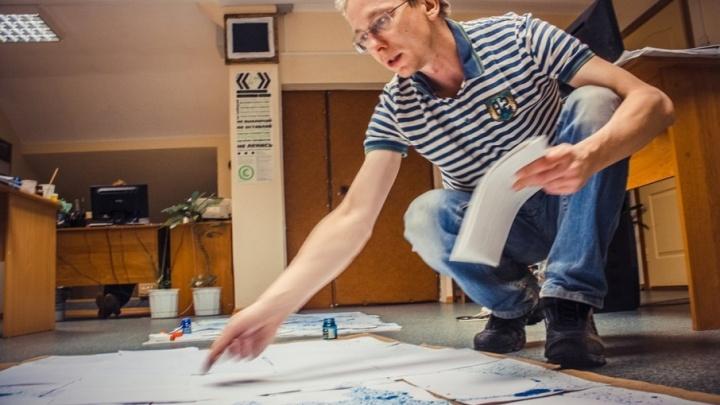 Плакаты архангельского дизайнера вошли в шорт-лист международной выставки в Словакии