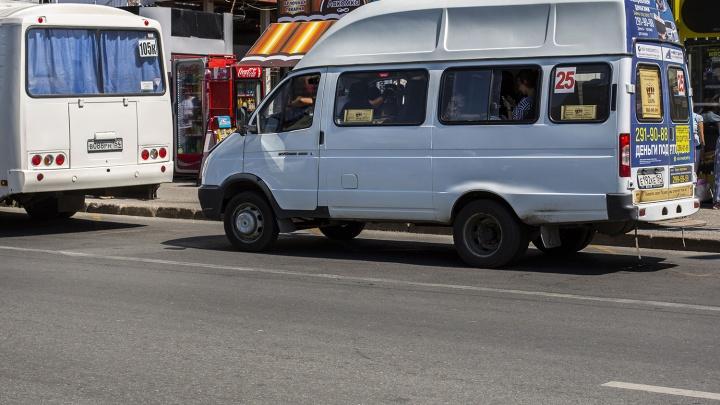 Проезд на маршрутке до Заельцовского парка подорожал второй раз за полгода