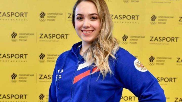 Анастасия Галашина завоевала две серебряные медали на чемпионате по стрельбе