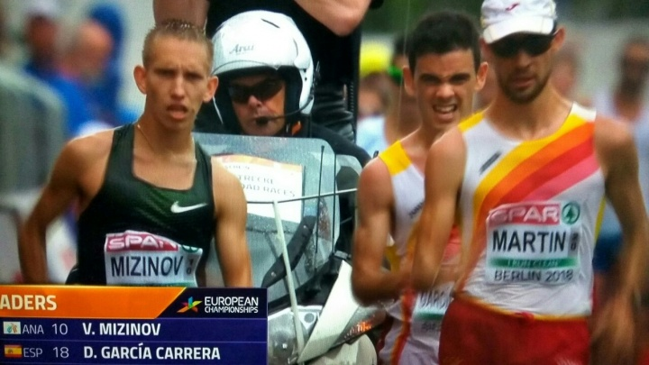 Южноуралец завоевал бронзу чемпионата Европы по лёгкой атлетике