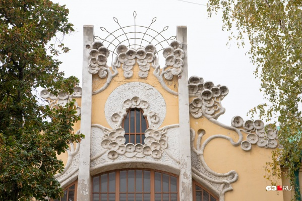В Самаре немало сохранившихся иллюстраций к самым разным архитектурным стилям